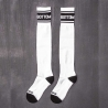BARCODE Berlin KNIE STRUMPF identity-socks -BOTTON-