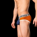 BARCODE Berlin SLIP MESH LIMITED giant Kentish Town Push-up orange-navy