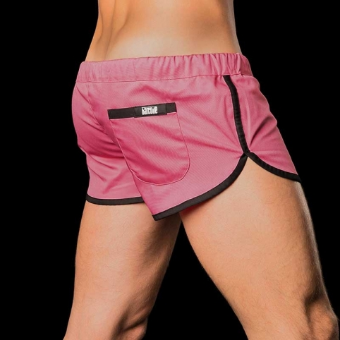 BARCODE Berlin SHORTS gym sprint 10090 Pink Panter