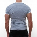 CARISMA T-Shirt CRSM weekend Dominik 2in1 grey