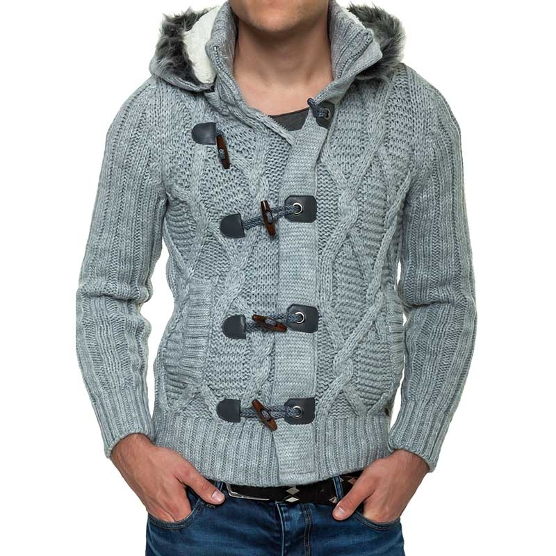 CARISMA CARDIGAN CRSM7179 2in1 with hood