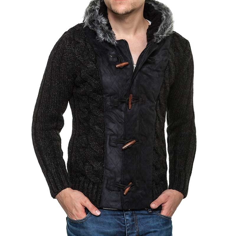 CARISMA CARDIGAN CRSM7173 with hood
