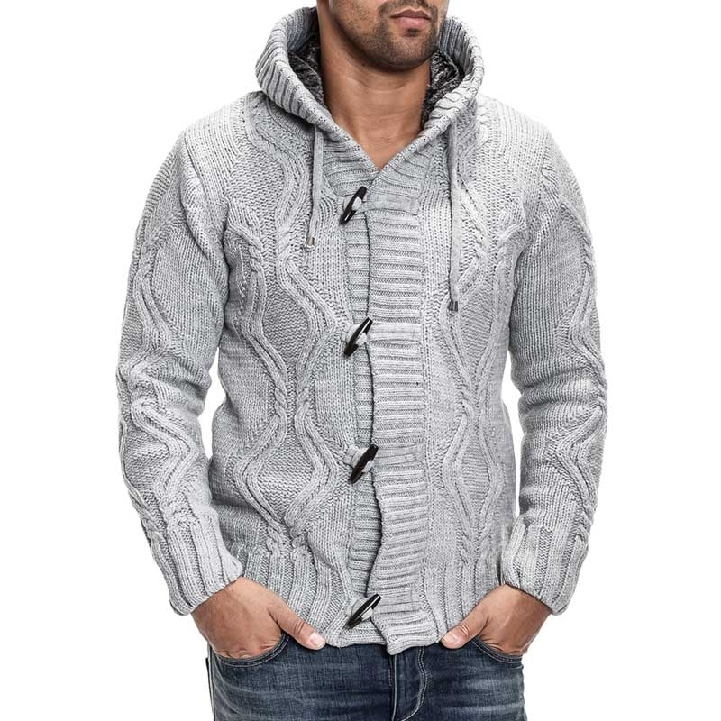 CARISMA CARDIGAN CRSM7115 with hood