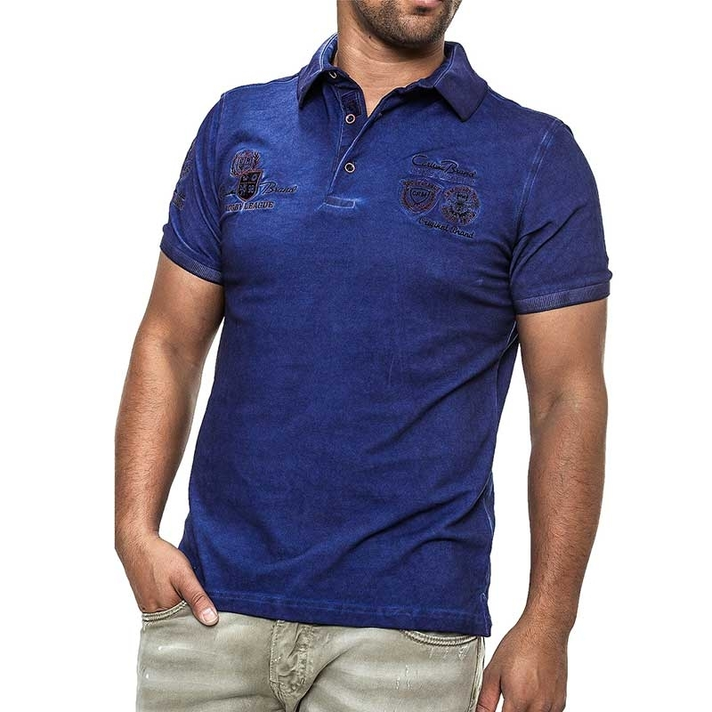 CARISMA PoloSHIRT CRSM4011 rugby league design