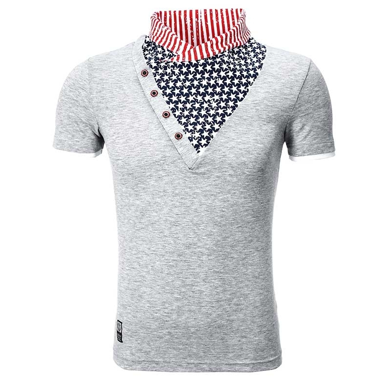 CARISMA T-SHIRT USA Force CRSM 4041 Amerika zone