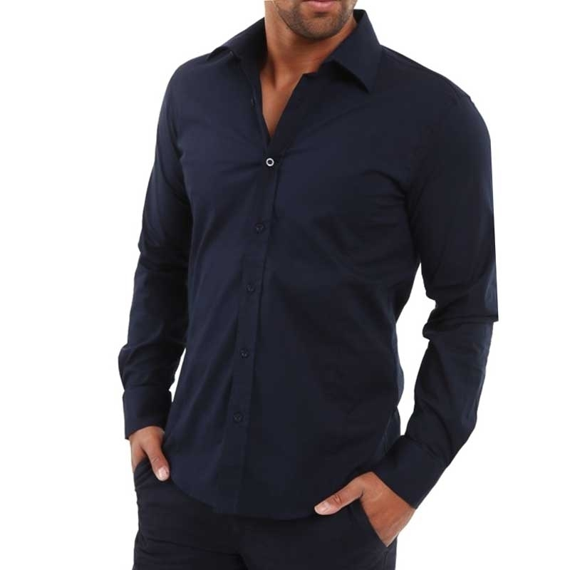 CARISMA SHIRT CRSM8118 basic uni-color