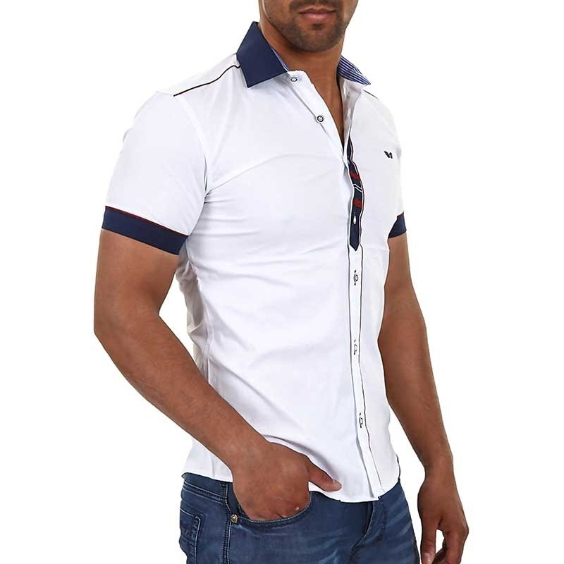 CARISMA SHIRT CRSM9008 designer piping