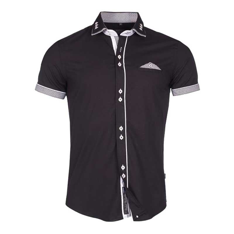 CARISMA SHIRT CRSM9067 short sleeve cut