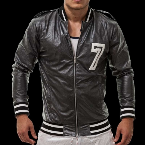 BARCODE Berlin JACKE WET Mars 90930 Star 7 blackstyle