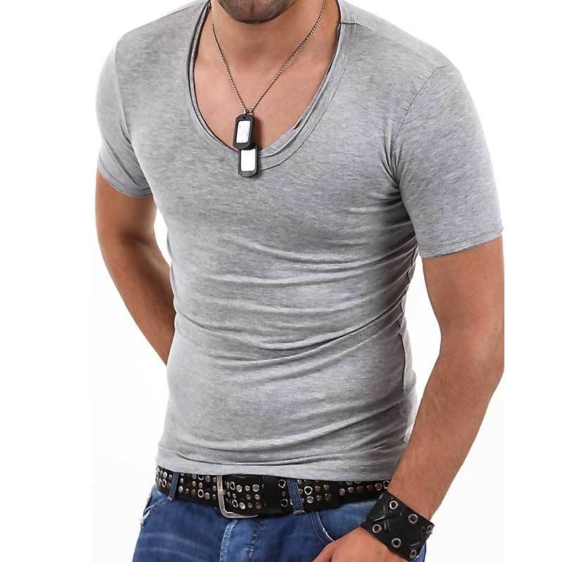 CARISMA T-SHIRT Young Style classic CRSM 4066 vintage grey