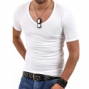 CARISMA T-SHIRT Young Style classic CRSM 4066 vintage white