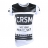 CARISMA T-SHIRT CRSM4234 Wetlook Muster