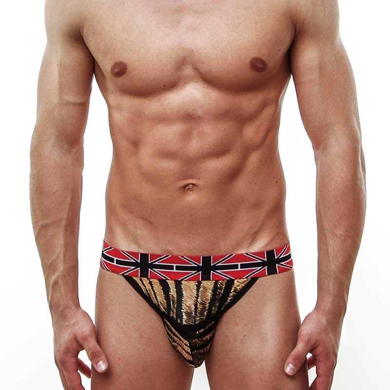TOMMY Dooyao STRING bikini TIGER style