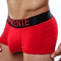NAIKENTE PANTS micro PREMIUM black lift-up red