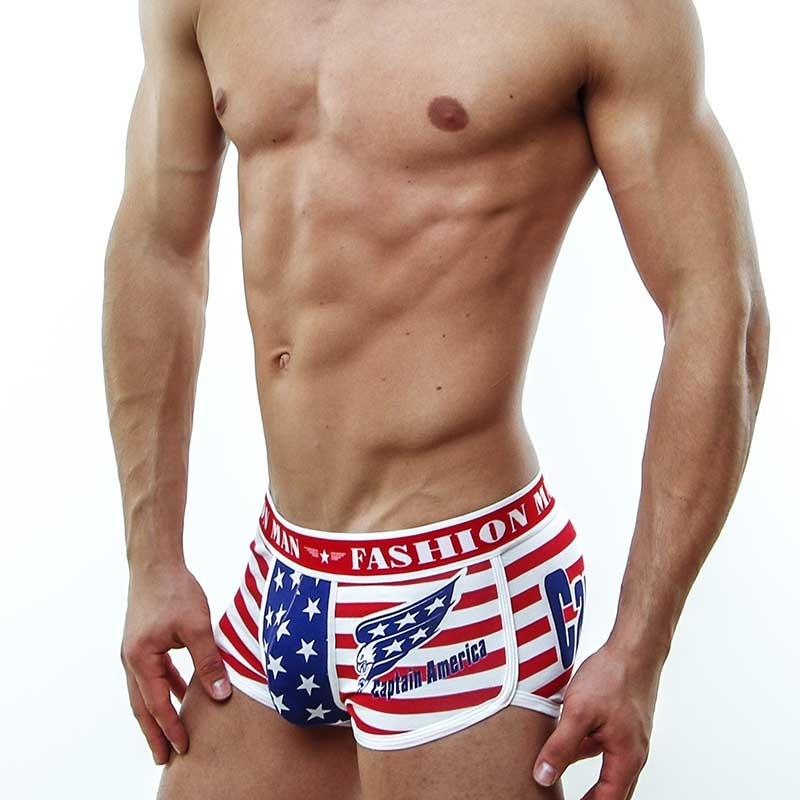TOMMY Dooyao PANTS hot HERO Captain America