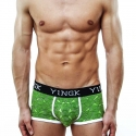 YINGK PANTS micro SPIDER Style lift-up green