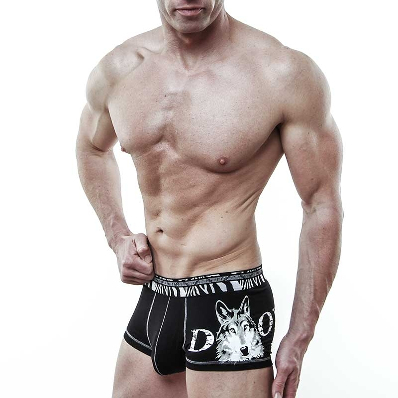 TOMMY Dooyao PANTS hot Der Wolf lift-up blackstyle