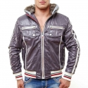 CIPO & BAXX JACKET C7226 with hood