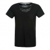 SUBLEVEL T-Shirt casual loose EFREM schwarz