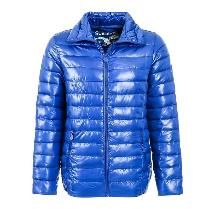 SUBLEVEL JACKE air bag POWER lightweight blau