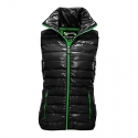 SUBLEVEL WESTENJACKE air bag POWER black-green