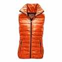 SUBLEVEL WESTENJACKE air bag POWER orange-black