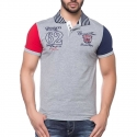CIPO and BAXX PoloSHIRT CT105 mehrfarbiges Design