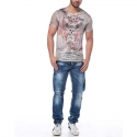 CIPO and BAXX T-SHIRT CT108 Fingermalen Stil