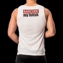 BARCODE Berlin TANK Top extrem push HARD 91093 kinky white