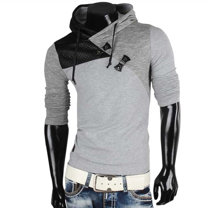 CARISMA SWEATSHIRT HOODIE snake CRSM 3134 WET art-design grey