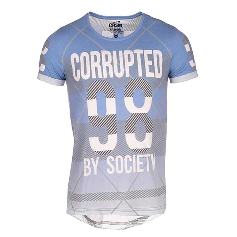 CARISMA T-SHIRT Trikot CORRUPTED society CRSM 4258 Player 98 blue