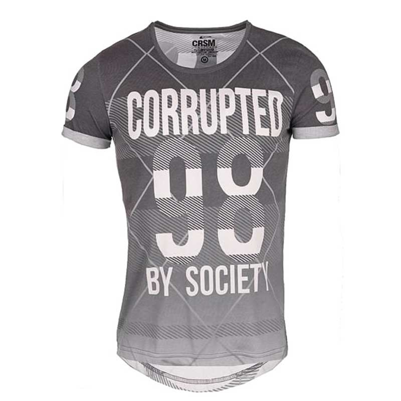 CARISMA T-SHIRT Trikot CORRUPTED society CRSM 4258 Player 98 anthrazit