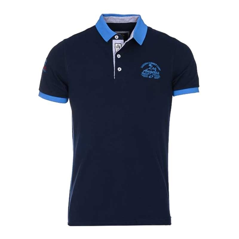 CARISMA Polo-SHIRT 4221 embroidered logo