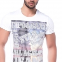 CIPO and BAXX T-SHIRT CT123 Disco Print