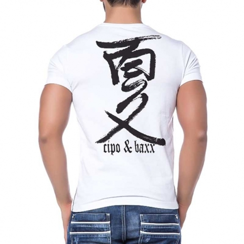 CIPO and BAXX T-SHIRT CT132 sexy Boxer