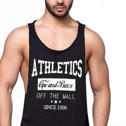 CIPO and BAXX TANK Top CT141 Athletic Schnitt