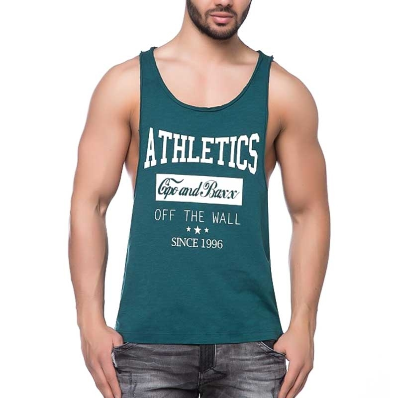 CIPO and BAXX TANK Top CT141 athletic cut
