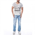 CIPO and BAXX T-SHIRT CT143 Used Look