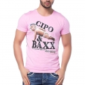 CIPO and BAXX T-SHIRT CT154 Baby Print