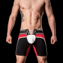 BARCODE Berlin SHORTS American Football ROCKO 91109 athletik pants red