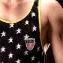 BARCODE Berlin Tank STARS yellow
