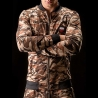 BARCODE Berlin  JACKET sweat Army DON Juan 90803 Camouflage