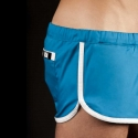 BARCODE Berlin SHORTS gym sprint 10090 hellblau