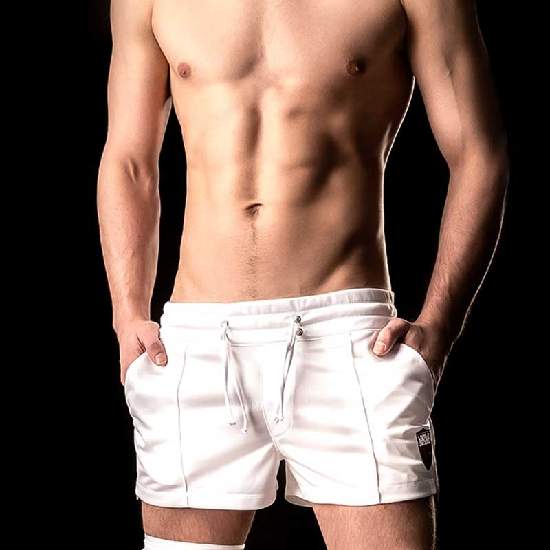 BARCODE Berlin SHORTS sport DIEGO 90719 casualman white