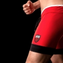 BARCODE Berlin SHORTS fitness MARCOS swim 90836 biker pants red